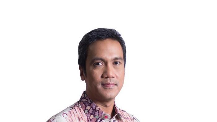 Presiden Direktur PT Mandiri Sekuritas Dannif Danusaputro