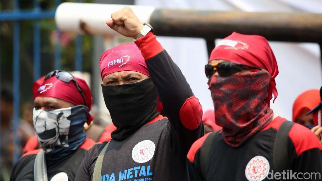 300 Pabrik di Banten Minta Penerapan UMK 2020 Ditunda