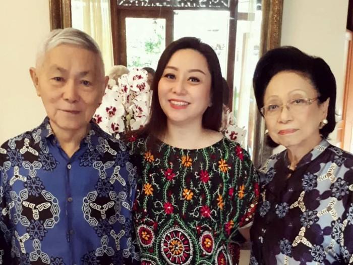 Sosok Martha Tilaar yang Ditinggal Mendiang Sang Suami. Foto: Instagram @wulan_tilaar