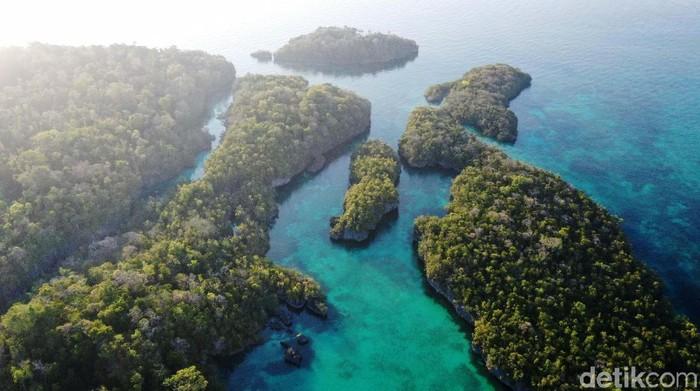 Pulau Baer di Tual, Maluku (Mustiana Lestari/Didik Dwi Haryanto)