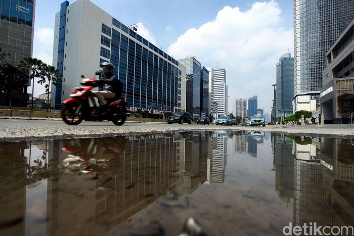 Dalam dokumen rancangan KUA-PPAS, anggaran tersebut tertulis rencana anggaran regenerasi Ibu Kota Jakarta 2030.