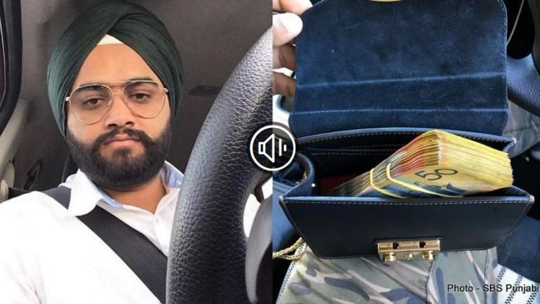 Pengemudi Uber di Melbourne Kembalikan Dompet Penumpang Berisi Rp 100 Juta