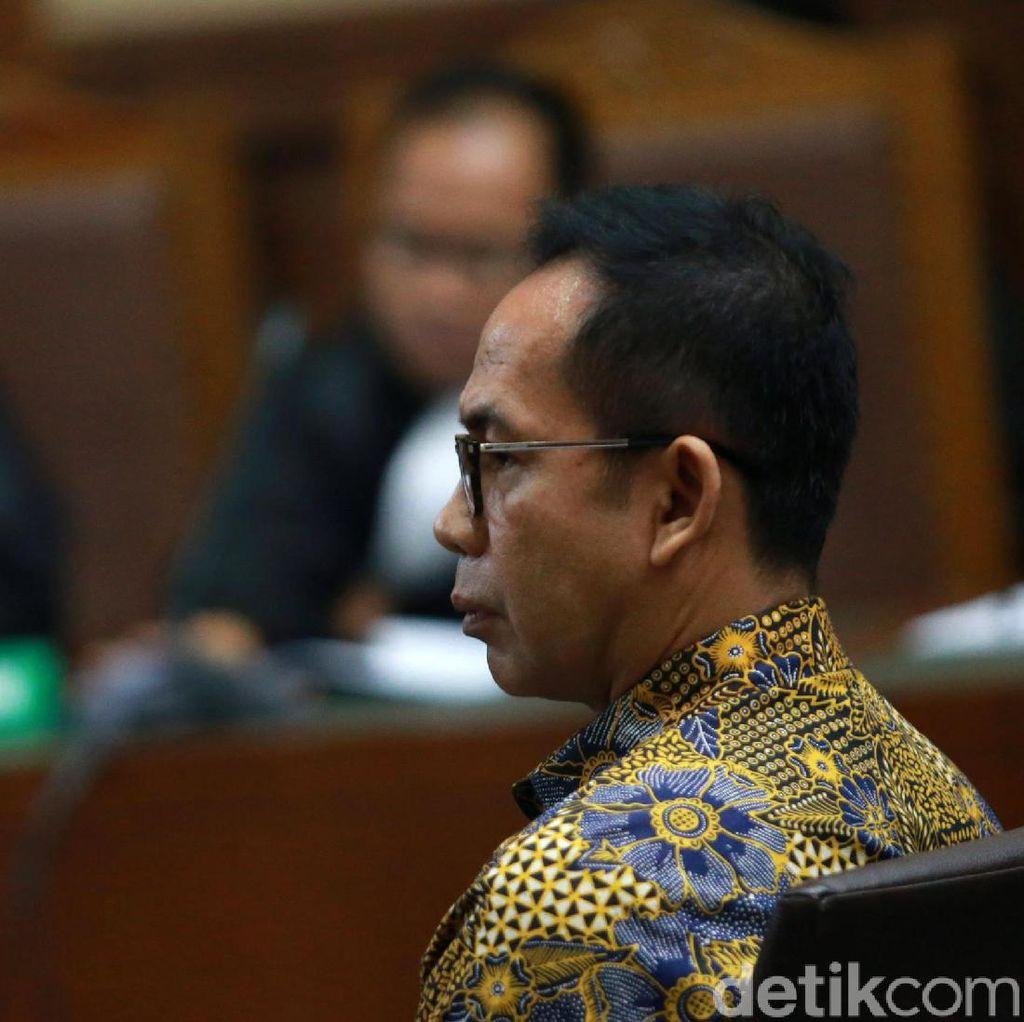Pengacara: Jaksa KPK Menggeneralisir Harta Milik Wawan dari Tindak Pidana