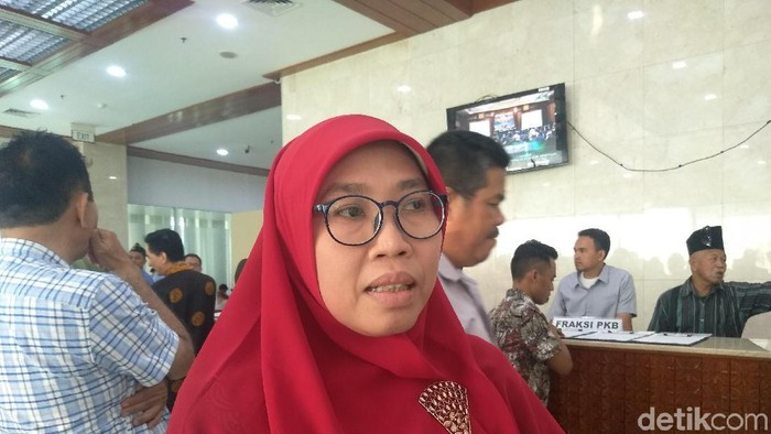 Wakil Ketua F-PKS DPR Netty Prasetiyani Heryawan