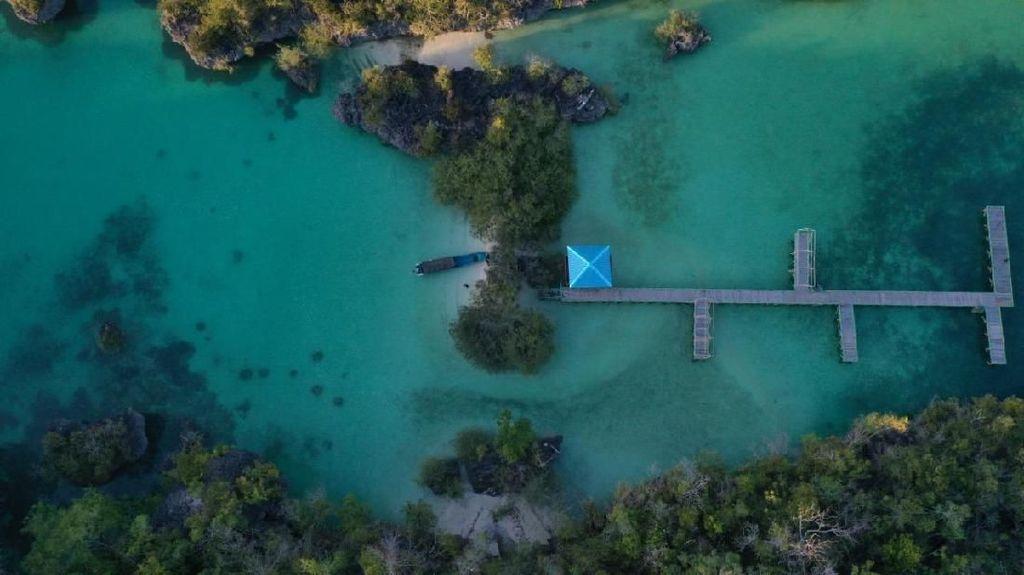 Ini Pulau Baer, Adiknya Raja Ampat yang Punya Cerita Kelam