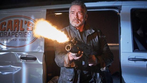 Tim Miller Jadi Sutradara Bintang Lintas Generasi di 'Terminator: Dark Fate'