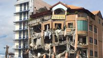 21 Orang Tewas Akibat Gempa Dahsyat di Filipina, 2 Masih Hilang