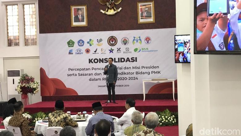 Konsolidasi Menteri, Mendikbud Nadiem Ungkap 4 Program Prioritas