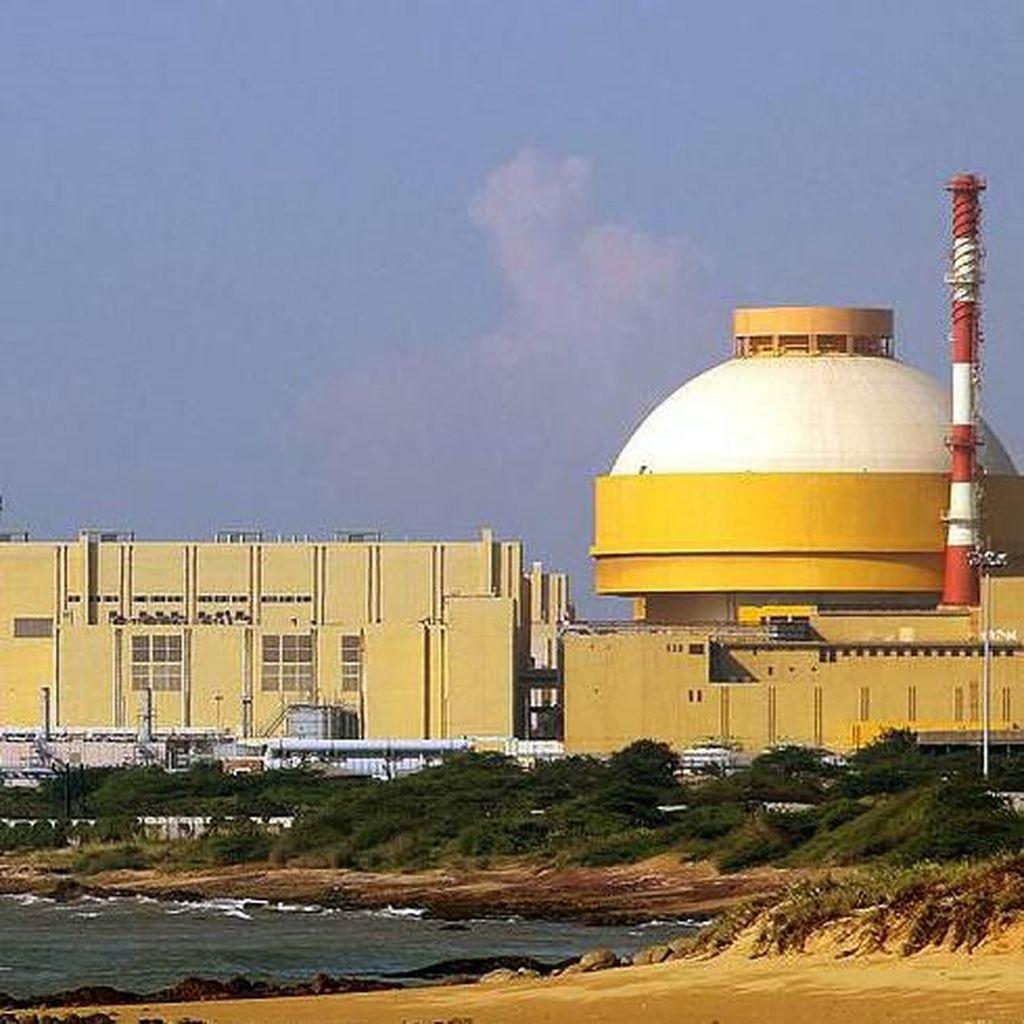 Ada Malware Korut di Pembangkit Listrik Nuklir India