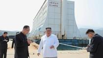 Kim Jong Un Mau Hancurkan Hotel Terapung Pertama