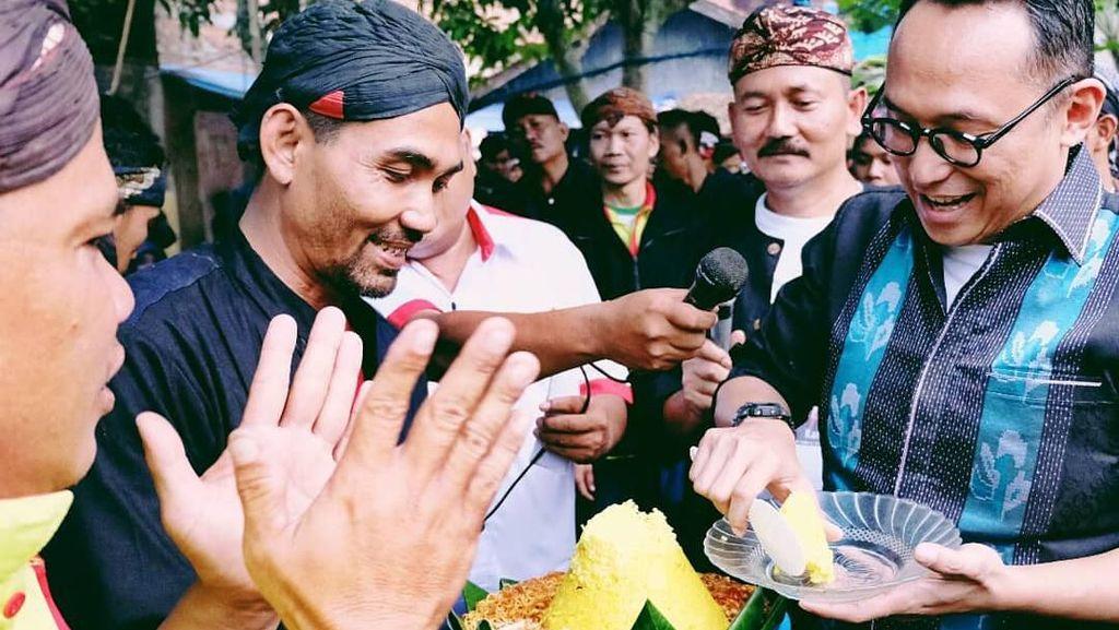 Nico Siahaan, Presenter dan Politisi yang Hobi Makanan Sunda