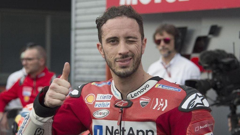 Operasi Sukses, Dovizioso Yakin Bisa Balapan di Jerez