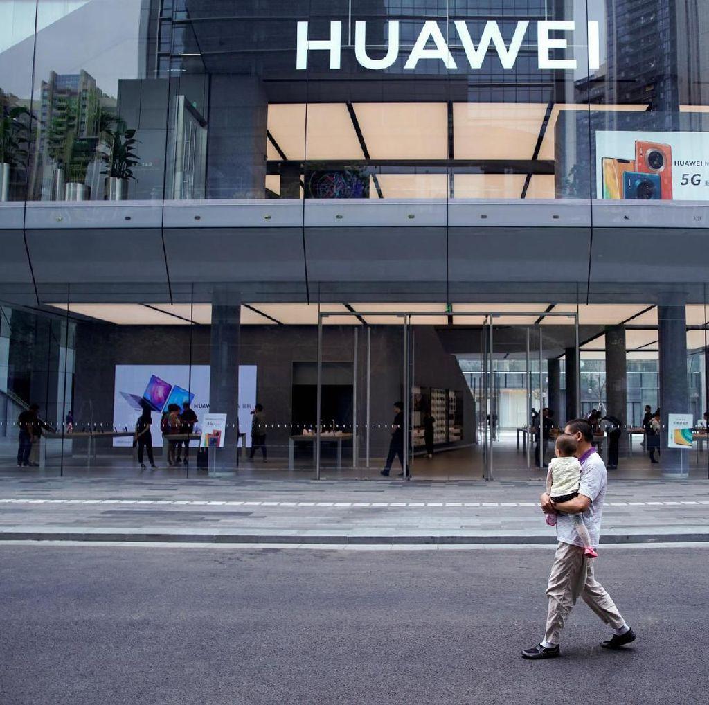 Microsoft Dapat Lisensi untuk Berbisnis dengan Huawei