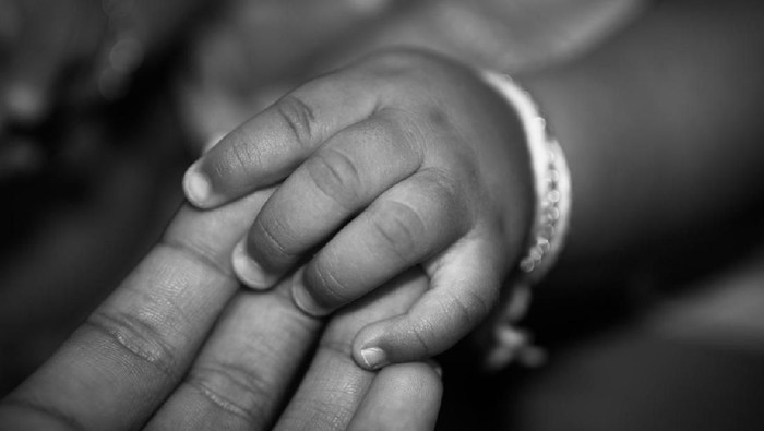 Ilustrasi anak meninggal. Foto: iStock