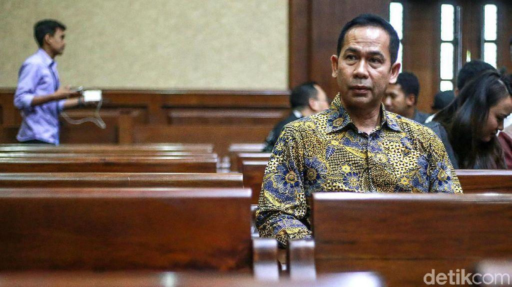 Wawan Juga Divonis Bayar Uang Pengganti Rp 58 M di Kasus Korupsi Alkes