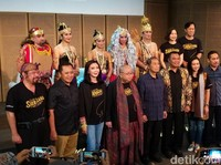 Pentas Sang Sukrasana Peringati Hari Wayang Nasional 2019