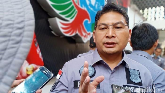 Kasubdit 1 Ditresnarkoba Polda Metro Jaya, AKBP Ahmad Fanani (Sams/detikcom)