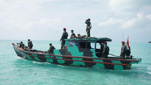 Letda Herry Putra Asal Papua Penjaga Pulau Terdepan Indonesia