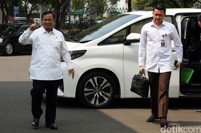 Prabowo Subianto (Foto: Rengga Sancaya-detikcom)