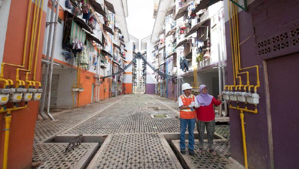 PGN Tunda Sementara Kenaikan Harga Gas Industri