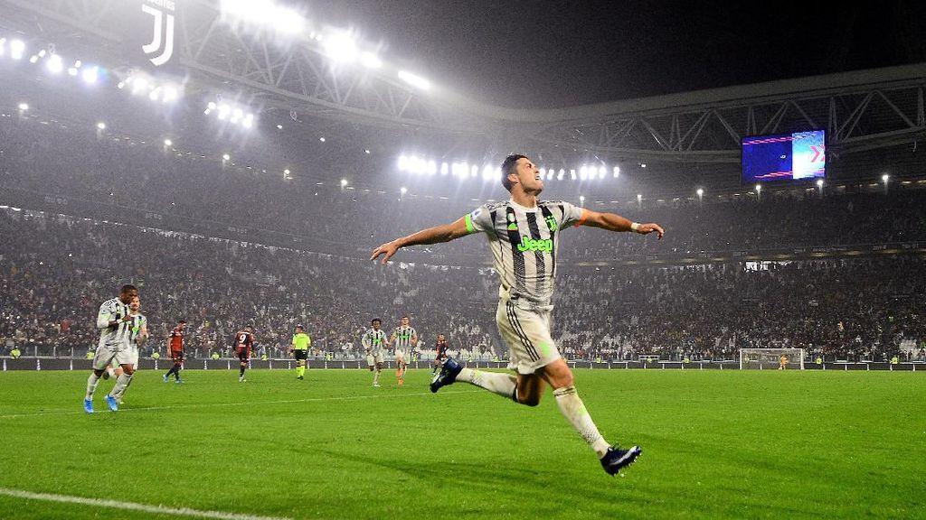 Gol Penalti di Menit 95, Apakah Ronaldo Diving?