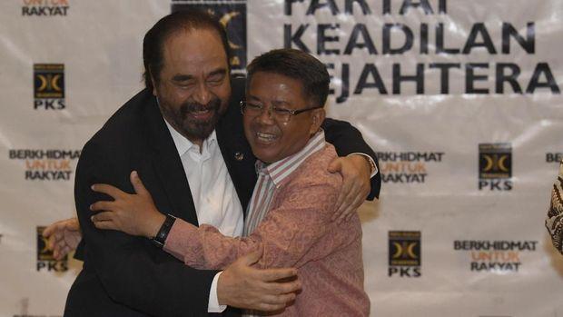 PDIP Nilai Pertemuan Surya-Sohibul Bagian Strategi 2024