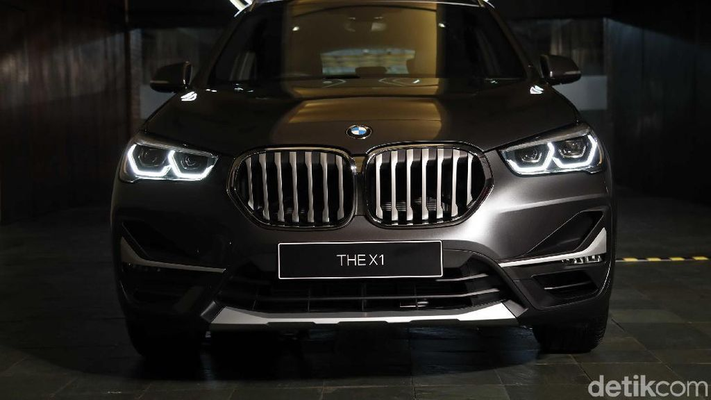 BMW New X1 Makin Kece