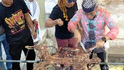 Arab Street Food Hadirkan Wisata Kuliner Timur Tengahdi Banyuwangi