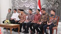 Atasi Kemiskinan dan Stunting, Maruf Minta Menteri Saling Koodinasi