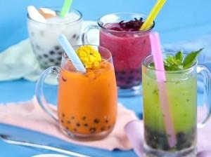 Resep Minuman : Bubble Tea 4 Cara
