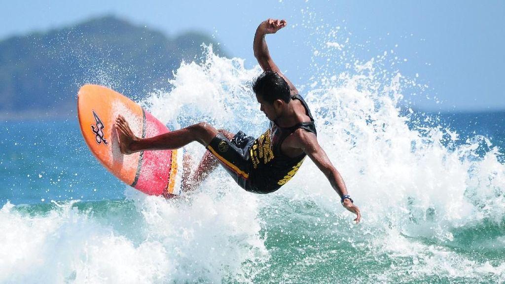 Banyuwangi Tuan Rumah Liga Surfing Dunia 2020