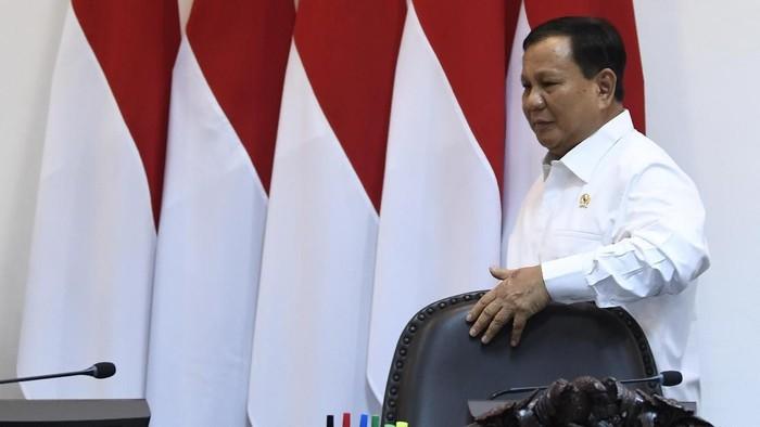 Menteri Pertahanan Prabowo Subianto (Foto: dok. Antara Foto)