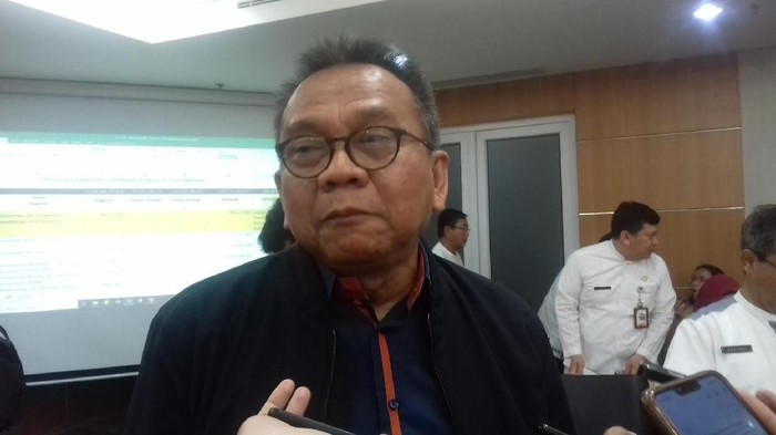 M Taufik (Dwi Andayani/detikcom)