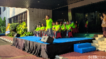 Peringati Hari Guru, Kemenag Gelar Lomba Senam-Vlog Guru Madrasah