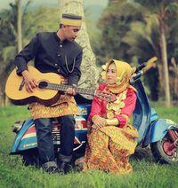 Ardiwansyah Tato dan Nurmadina