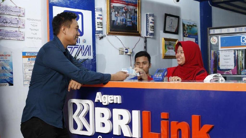 Genjot Inklusi Keuangan, Agen BRILink Rambah 49.000 Desa