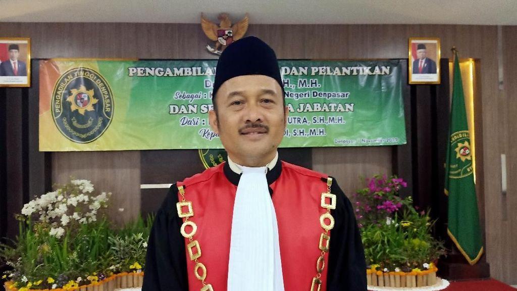 Pemvonis Miliarder Pemilik First Travel Jadi Ketua PN Denpasar