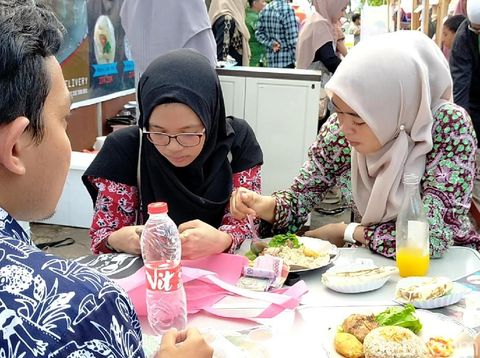 'Arab Street Food' Hadirkan Wisata Kuliner Timur Tengah di Banyuwangi