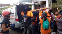 Mayat Tak Dikenal di Merbabu Berhasil Dievakuasi, Polisi Turun Tangan