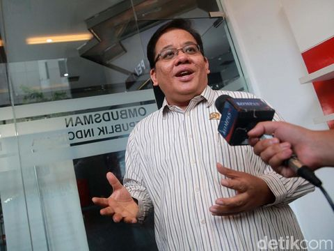 Komisioner Ombudsman RI (ORI), Adrianus Meliala.