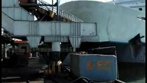 Video Detik-detik Kapal Tabrak Dermaga 2 Pelabuhan Bakauheni