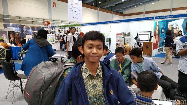 Ratusan Anak jadi Peserta Olimpiade TIK Nasional Indocomtech 2019