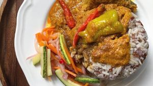 5 Nasi Rames Nusantara Paling Juara di Sumatera, Nasi Kentut hingga Nasi Dagang