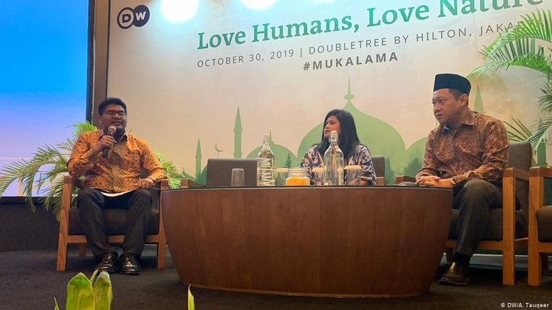 Seminar Eco-Islam di Jakarta Lahirkan Komitmen Lingkungan