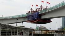 Menhub Ingin Ongkos LRT Bisa Kompetitif