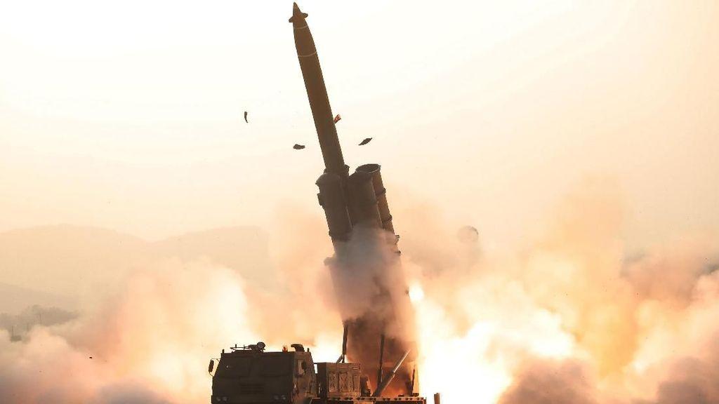 Korea Utara Kembali Uji Coba Rudal Jarak Jauh