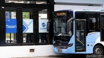 Viral Iklan Tak Senonoh Tayang di Bus, TransJakarta Minta Maaf