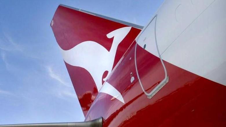 Maskapai Australia Qantas Juga Temukan Keretakan di Tiga Pesawat Boeing 737