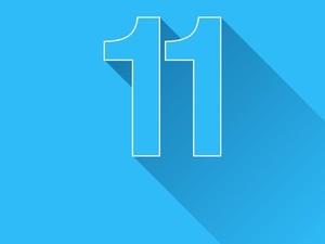 Di Balik Keunikan Angka 11 yang Perlu Kamu Tahu!