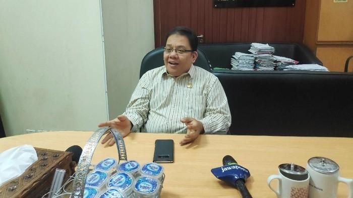 Anggota Ombudsman, Adrianus Meliala (Alfons/detikcom)